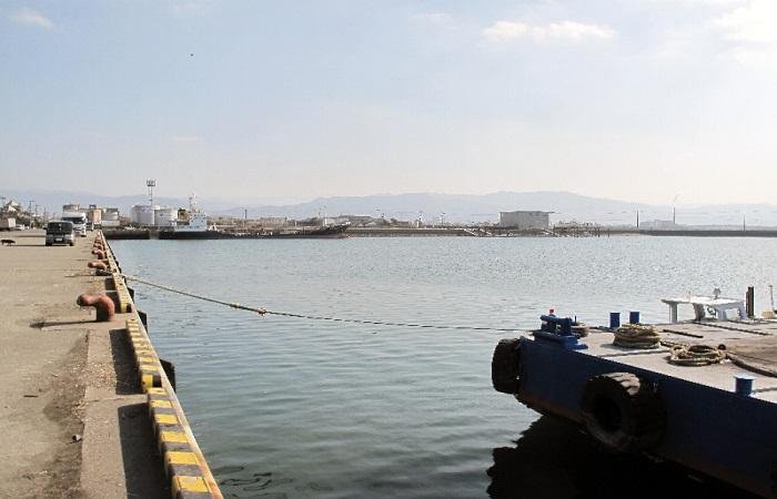 船舶保管イメージ
